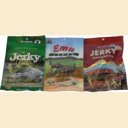 Set 2 Exotic Jerky