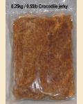 Crocodile jerky in bulk