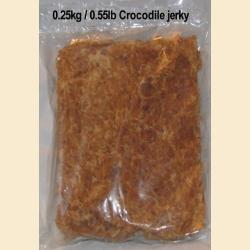 Crocodile jerky in bulk