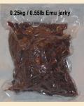 Emu jerky in bulk