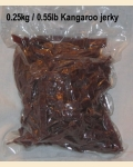 8. Kangaroo jerky, bulk
