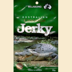 Crocodile jerky 50g