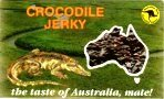 crocodile jerky gift box